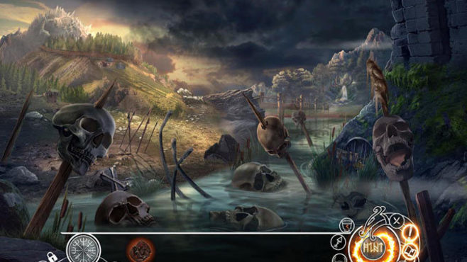 Saga of the Nine Worlds: The Hunt Collector's Edition Screenshot 6