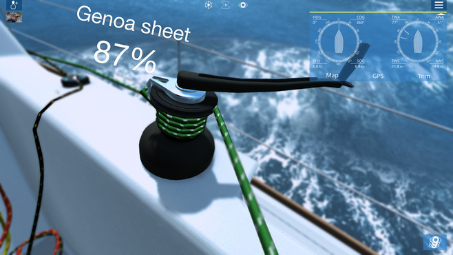 Sailaway - The Sailing Simulator Screenshot 2