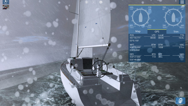 Sailaway - The Sailing Simulator Screenshot 6