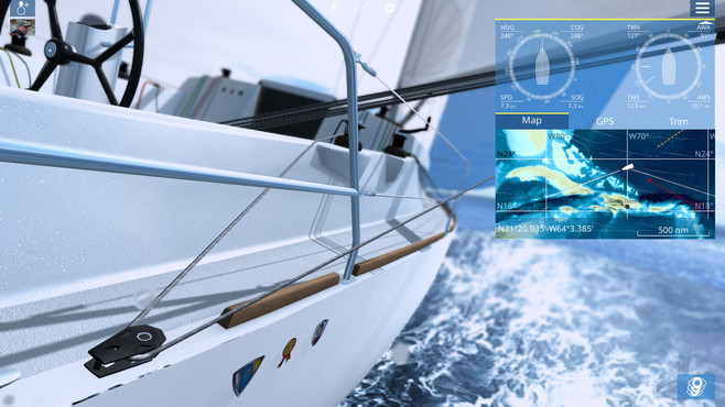 Sailaway - The Sailing Simulator Screenshot 8
