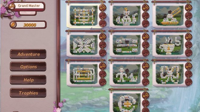 Sakura Day Mahjong Screenshot 6