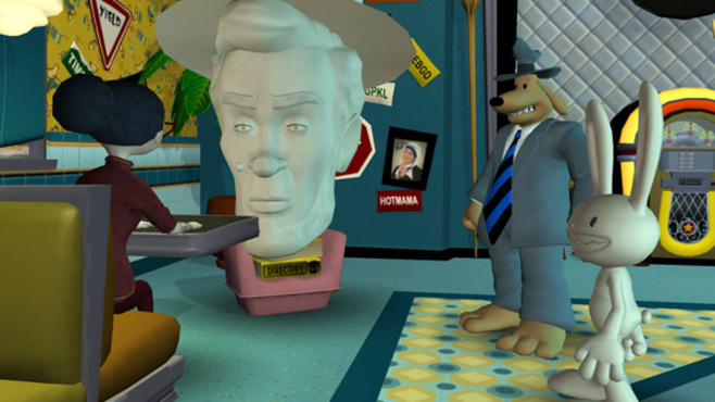 Sam & Max 201- Ice Station Santa Screenshot 1