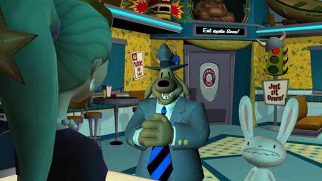 Sam & Max 201- Ice Station Santa Screenshot 5