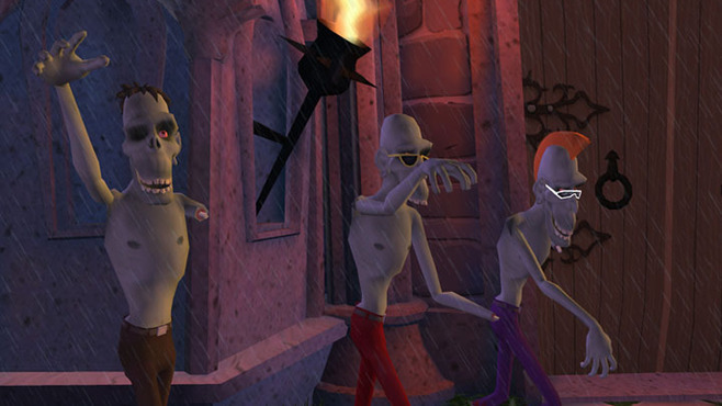 Sam & Max 203 - Night of the Raving Dead Screenshot 8