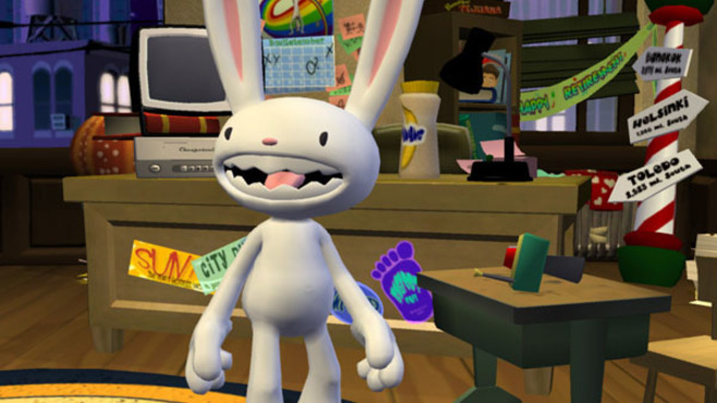 Sam & Max 204 - Chariots of the Dogs Screenshot 3