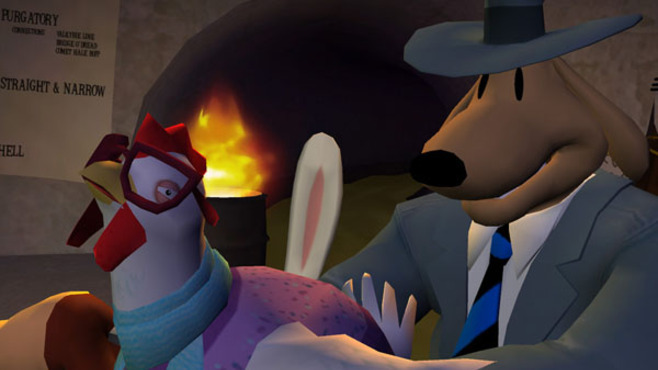 Sam & Max 205 - What's New Beezlebub? Screenshot 2