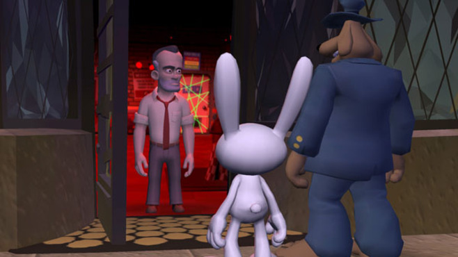 Sam & Max 205 - What's New Beezlebub? Screenshot 6