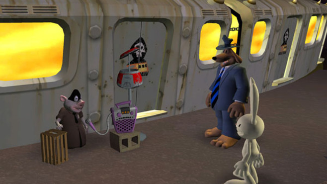 Sam & Max 205 - What's New Beezlebub? Screenshot 7