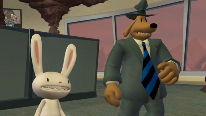 Sam & Max 205 - What's New Beezlebub? Screenshot 8