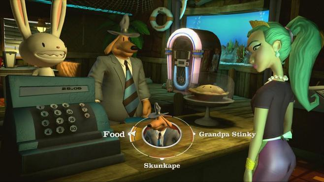 Sam & Max: The Devil's Playhouse Screenshot 1