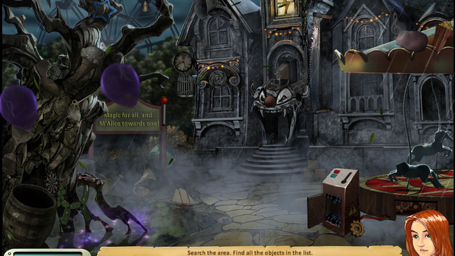 Samantha Swift and the Fountains of Fate: Collector's Edition Screenshot 10