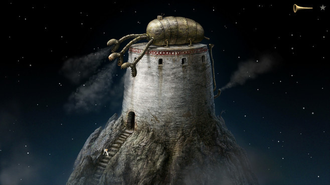 Samorost 3 Cosmic Edition Screenshot 1
