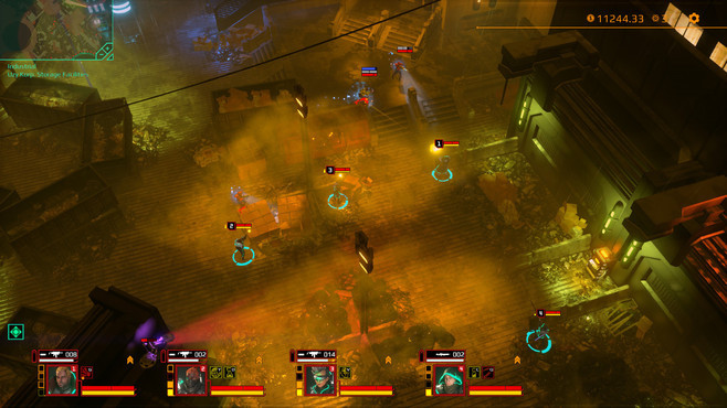 Satellite Reign Screenshot 5