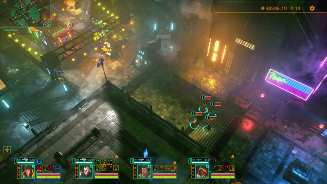 Satellite Reign Screenshot 6
