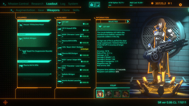 Satellite Reign Screenshot 9
