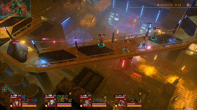 Satellite Reign Screenshot 7