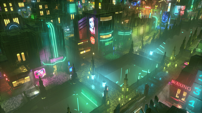Satellite Reign Screenshot 1