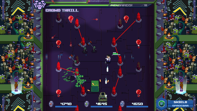 Satellite Rush Screenshot 2