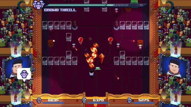 Satellite Rush Screenshot 3
