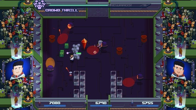 Satellite Rush Screenshot 5