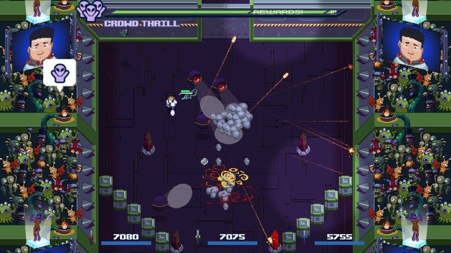 Satellite Rush Screenshot 7