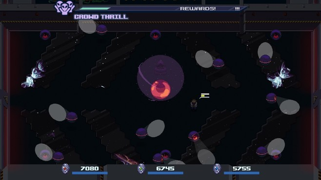Satellite Rush Screenshot 8