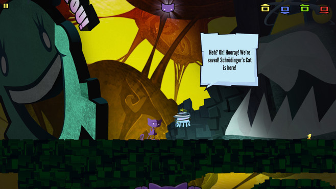Schrödinger's Cat And The Raiders Of The Lost Quark Screenshot 10