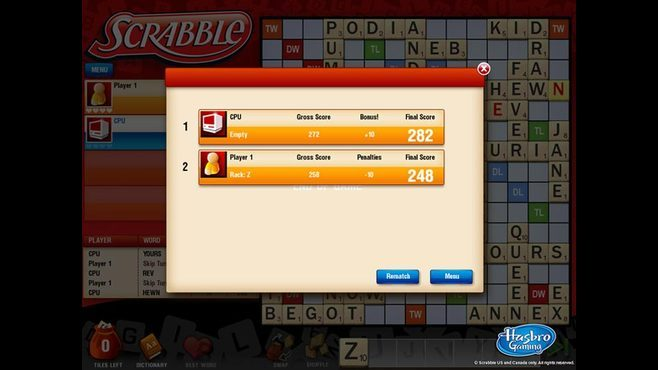Scrabble Screenshot 4