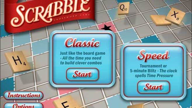 Scrabble Classic Screenshot 1