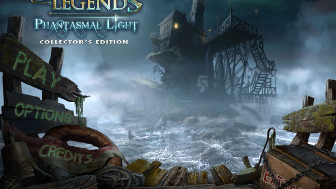 Sea Legends: Phantasmal Light Collector's Edition Screenshot 10