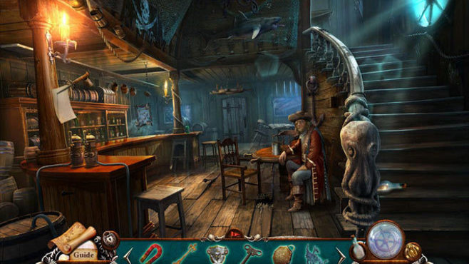 Sea of Lies: Leviathan Reef Collector's Edition Screenshot 3