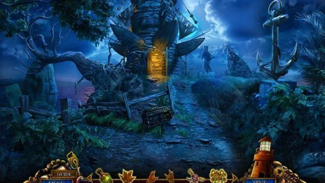 Sea of Lies: Tide of Treachery Collector's Edition Screenshot 2
