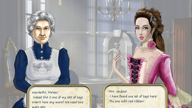 Secret Diaries: Florence Ashford Screenshot 2