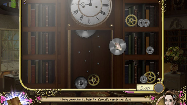 Secret Diaries: Florence Ashford Screenshot 8