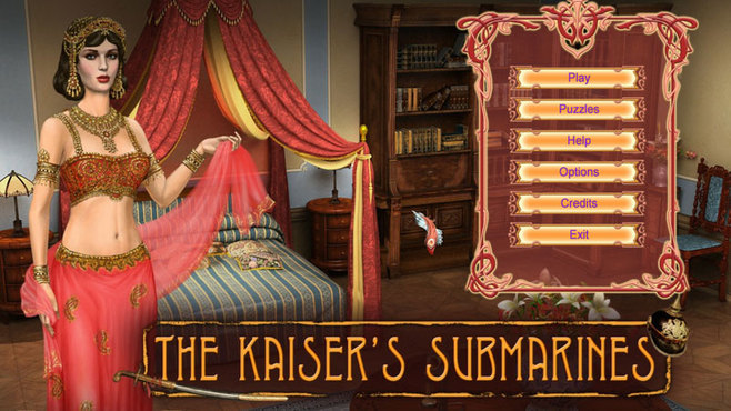Secret Missions: Mata Hari and the Kaiser's Submarines Screenshot 7