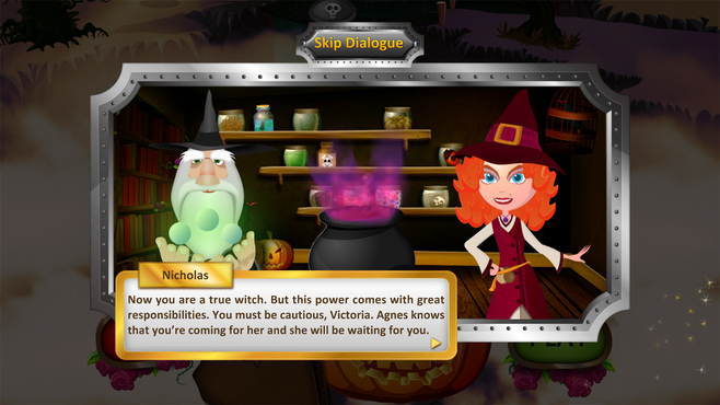 Secrets of Magic 2: Witches and Wizards Screenshot 5