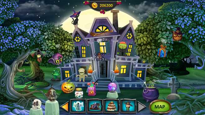 Secrets of Magic 3: Happy Halloween Screenshot 1