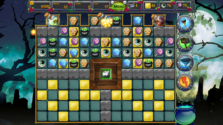Secrets of Magic 4: Potion Master Screenshot 3