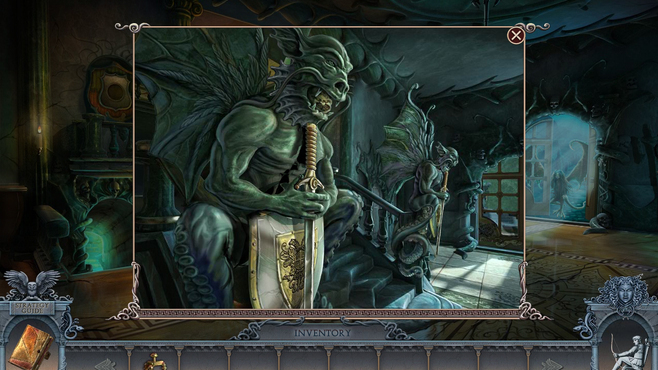 Secrets of the Dark: Mystery of the Ancestral Estate Collector's Edition Screenshot 1