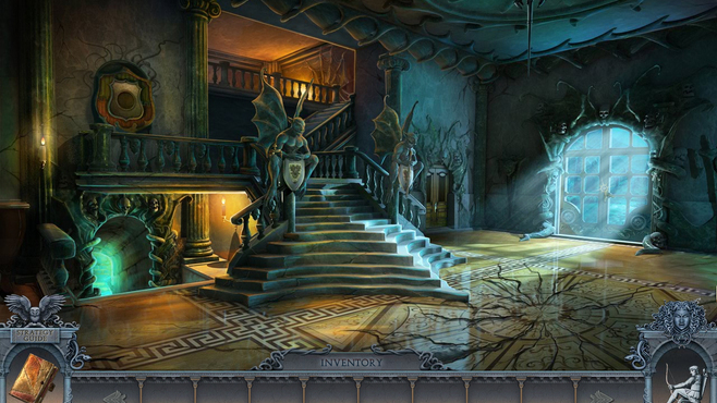 Secrets of the Dark: Mystery of the Ancestral Estate Collector's Edition Screenshot 2