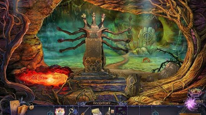 Secrets of the Dark: The Flower of Shadow Collector's Edition Screenshot 4