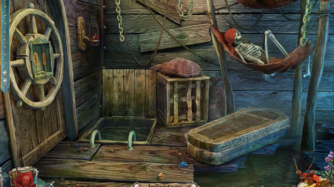 Secrets Of The Seas: Flying Dutchman Collector's Edition Screenshot 5