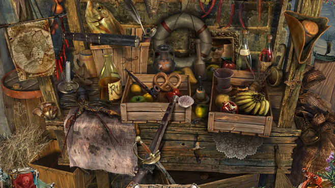 Secrets Of The Seas: Flying Dutchman Collector's Edition Screenshot 6