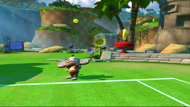 SEGA Superstars Tennis Screenshot 5