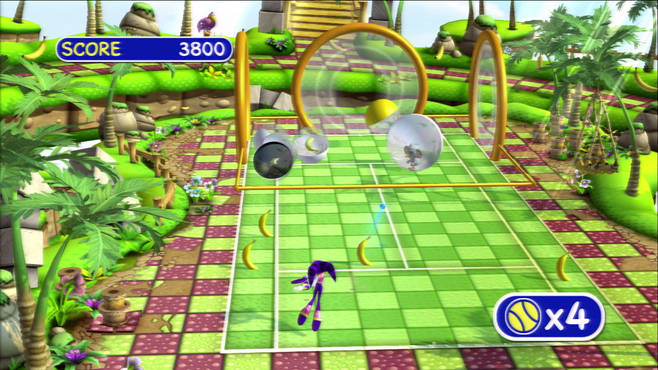 SEGA Superstars Tennis Screenshot 8