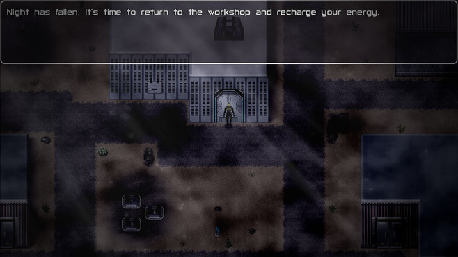 Sentience: The Android's Tale Screenshot 2