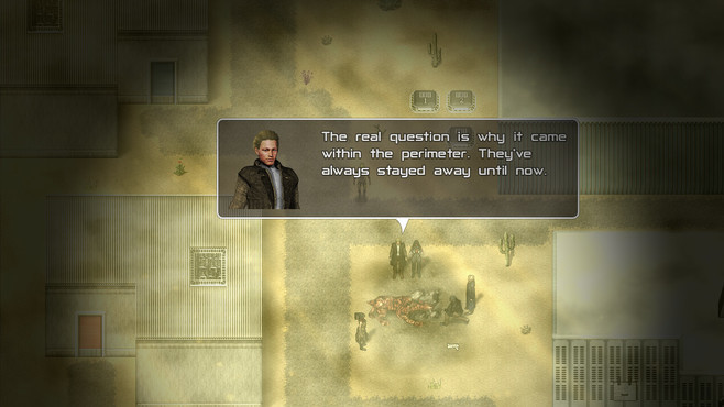 Sentience: The Android's Tale Screenshot 7