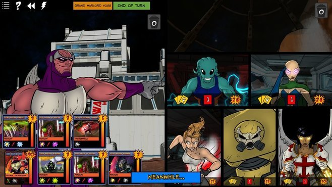 Sentinels of the Multiverse Screenshot 10