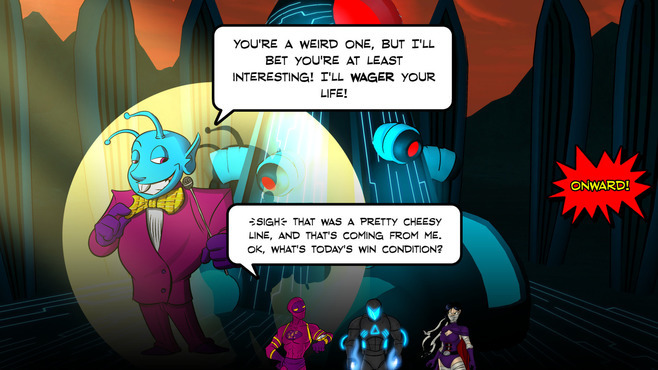 Sentinels of the Multiverse - Season Pass 1 Screenshot 3