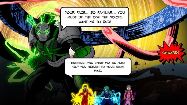 Sentinels of the Multiverse - Season Pass 1 Screenshot 4
